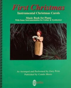 Combs Music First Christmas Song Book