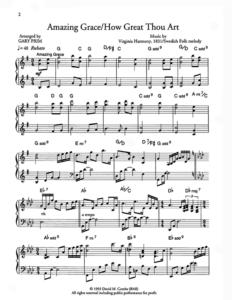Combs Music Amazing Grace Sheet Music