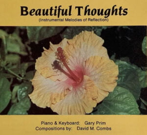 Combs Music Beautiful Thoughts CD Cover