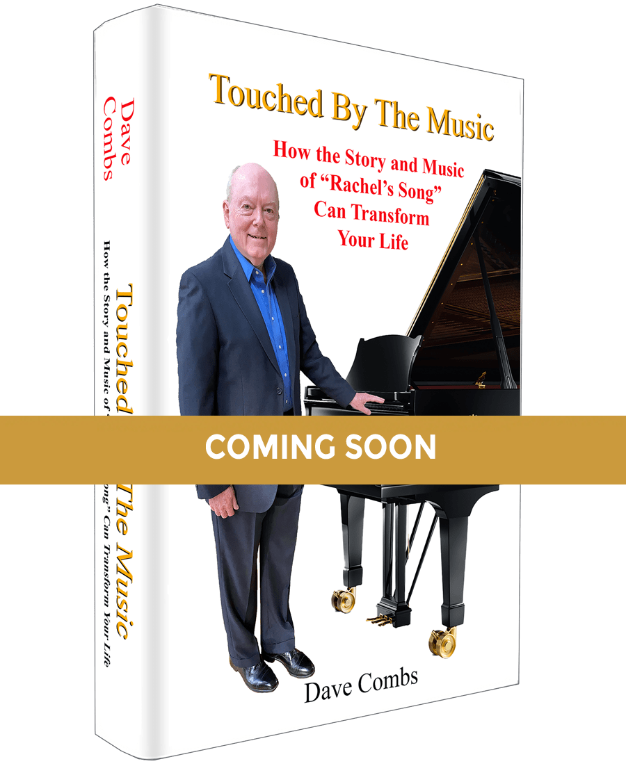 Dave Combs Touched By The Music Book Cover