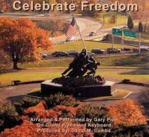 Combs Music Celebrate Freedom CD Cover