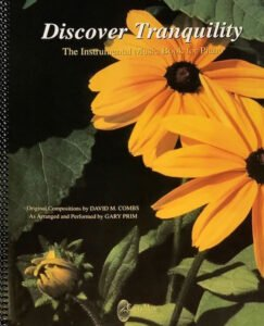 Combs Music Discover Tranquility Songbook Cover