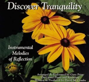 Combs Music Discover Tranquility CD Cover