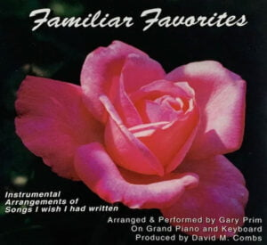 Combs Music Familiar Favorites CD Cover