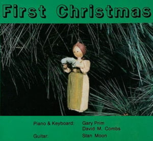 Combs Music First Christmas CD Cover