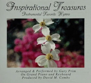 Combs Music Inspirational Treasures CD Cover