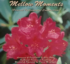 Combs Music Mellow Moments CD Cover