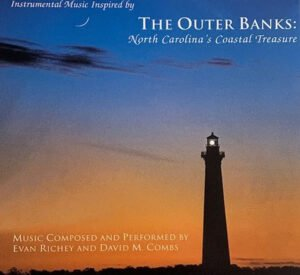 Combs Music Outer Banks CD Cover