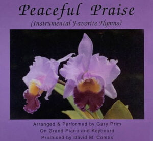 Combs Music Peaceful Praise CD Cover