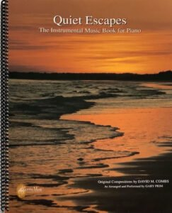 Combs Music Quiet Escapes Songbook Cover