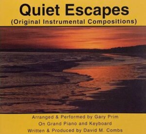 Combs Music Quiet Escapes CD Cover