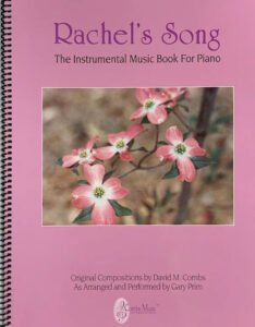 Combs Music Rachel's Song Songbook Cover