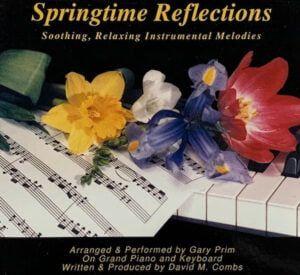 Combs Music Springtime Reflections CD Cover