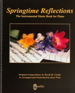 Combs Music Springtime Reflections Song Book
